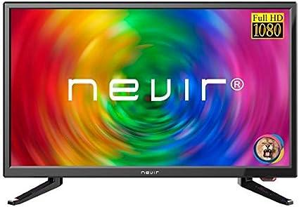 Nevir MTVLED0480 TV LED 22 Full HD, 7428, USB, Dvr Hdmi, Negro ...