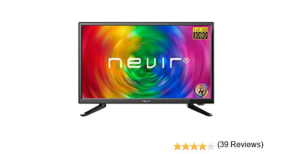 Nevir MTVLED0480 TV LED 22 Full HD, 7428, USB, Dvr Hdmi, Negro: Nevir: Amazon.es: Electrónica