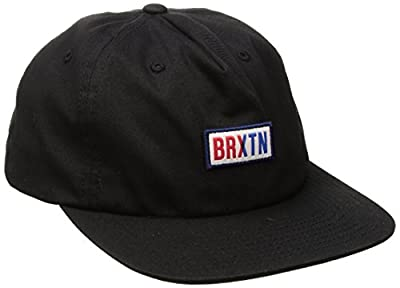 Brixton Men's Hayward Snapback by Brixton Young Men's