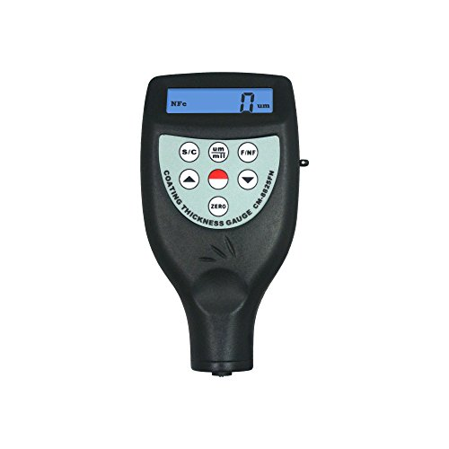 nduction F Eddy Current NF Probe Coating Thickness Gauge Car Paint Meter 0 ~ 1250 um (Eddy Current Probe)