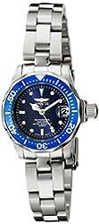 Invicta Women's 9177 Pro Diver Collection Silver-Tone Watch