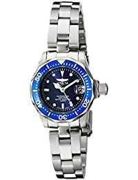 Womens 9177 Pro Diver Collection Silver-Tone Watch