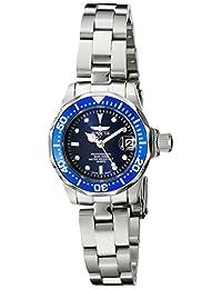 Invicta Women's Pro Diver Collection Silver-Tone Watch INVICTA-9177
