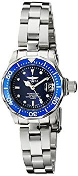 Invicta Women's 9177 Pro Diver Collection Silver-tone Watch 0