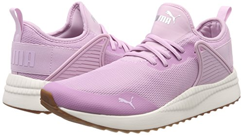 Puma winsome Et Roses White 07 Next Adultes whisper winsome Cage Chaussures Blanches Orchid Orchid Pacer RrqRw4axB