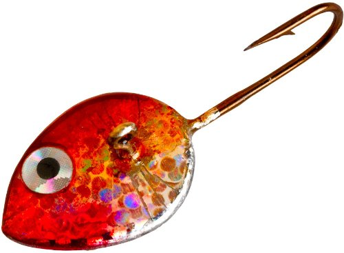 Lindy Foo Flyer - Golden Shiner - 1/8 oz (0.125 Ounce Shiner)