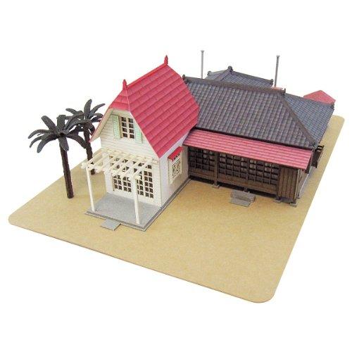 1/150 Satsuki Mei House My Neighbor Totoro Mk07-01