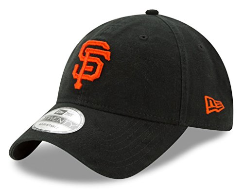 San Francisco Giants New Era Core Classic 9TWENTY Adjustable Hat / Cap (San Francisco Giants Gear)