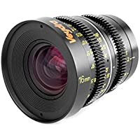 Veydra V1-16T22M43I | Mini Prime 16mm T2.2 Micro 4/3 Camera Lens Imperial