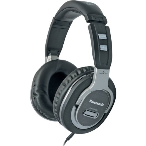 Panasonic Dj Home Headphones (DJ STYLE MNTR HEADPHONE SNGL Electronics & computer accessories)