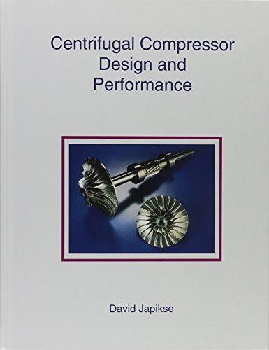 Centrifugal Compressor Design and Performance