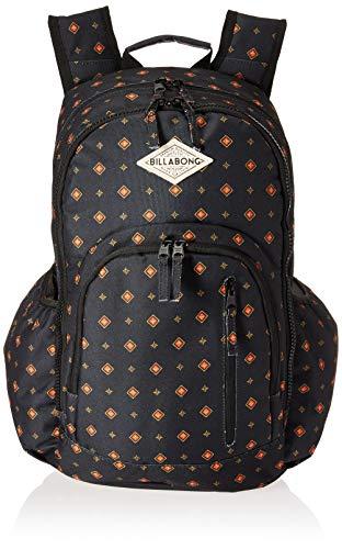 - Billabong Women's Roadie Backpack Black/Tan One Size