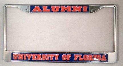 University of Florida Gators Alumni License Plate Frame
