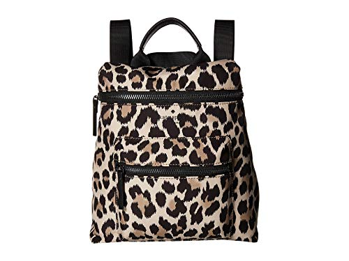 Kate Spade New York Women's That's the Spirit Convertible Backpack Black/Cream Multi One Size