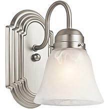 Kichler 5334NI One Light Wall Sconce