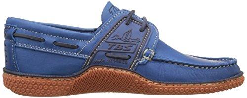TBS Technisynthese Globek, Damen Schnürhalbschuhe Bleu (Opale Brique)