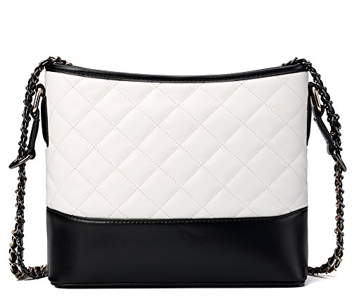 Quilted Vintage Shoulder Bag - 8