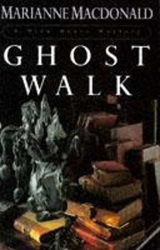 Ghost Walk; Smoke Screen; Road Kill; Blood Lies; Die Once; Three Mondeys; Faking It (ALL SIGNED, Except Ghost Walk)