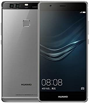 Huawei P9 Plus 4+128GB 4G LTE Dual SIM Full Active IR Sensor Android 6.0 Octa Core 2.5GHz 5.5 Inch FHD 8+2 * 12MP DSFA Gris: Amazon.es: Electrónica
