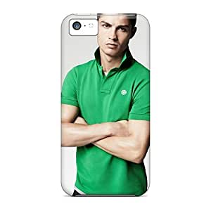 linJUN FENGProtection Cases For iphone 4/4s / Cases Covers For Iphone(cristiano Ronaldo Celebrity)