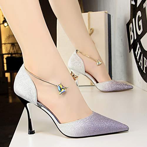de 39 Joymod Danse Femme EU Salon MGM Violet Violet q7z61f7wn