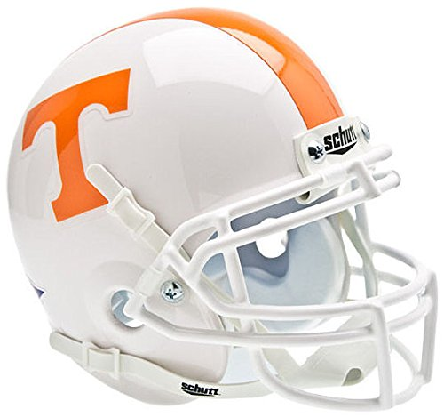 Schutt Tennessee Volunteers Mini XP Authentic Helmet - NCAA Licensed - Tennessee Volunteers Collectibles