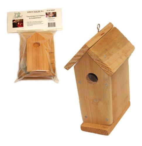 Songbird Essentials SESC00607 Wren House Kit