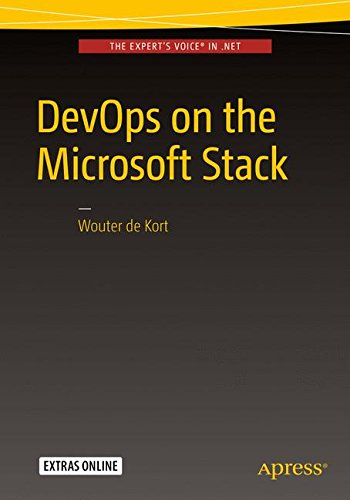 DevOps on the Microsoft Stack by Apress