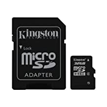Samsung Galaxy S3 Cell Phone Memory Card 32GB microSDHC Memory Card with SD Adapter