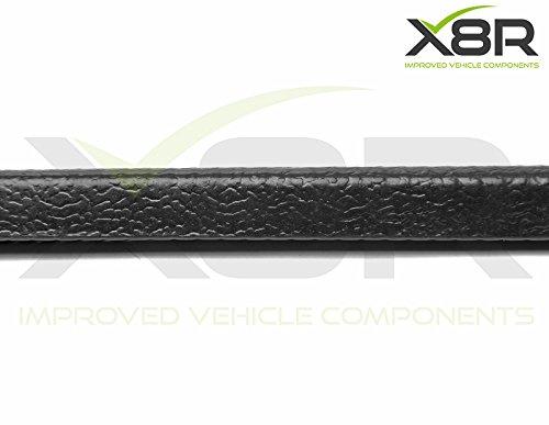 X Large Flexible Car protective Rubber Flex Edge Trim Seal Trailer Caravan Kit Car