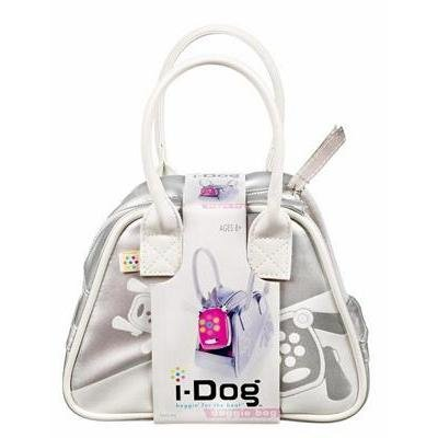 hasbro-i-dog-flocked-doggie-bag-silver-white