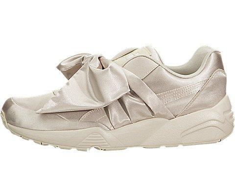 best service 10915 6433a PUMA Women's Bow Sneaker Fenty by Rihanna Pink Tint/Pink Tint/Pink Tint 8 B  US