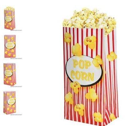 Popcorn Paper Bags CLASSIC DESIGN