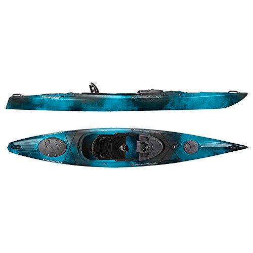 Wilderness Systems 9730545110 PUNGO 140 Kayaks, Midnight, 14'