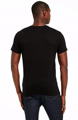 Armani Exchange Mens Classic Logo Slim Fit Tee
