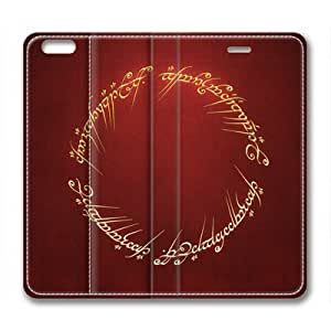 Sakuraelieechyan Premium Leather Cover Case for iPhone 6 Plus (5.5 inch) With Lord of The Rings by mcsharks