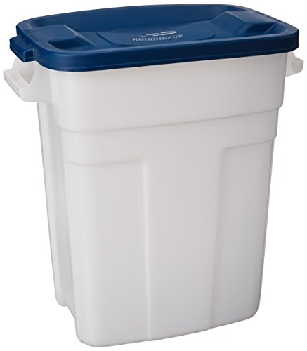 (Rubbermaid All-Purpose Utility Container, Large (FG2875TPROYBL))