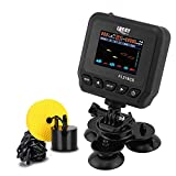 Cheap LUCKY Fishfinders and Depth Finders for Boats Fishes Fish Finders for Kayak Detection Range in 328FT for Sea Fishing Shore Fishing Lake Fishing