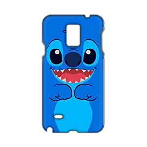Blue Smurfs 3D Phone For SamSung Galaxy S3 Case Cover