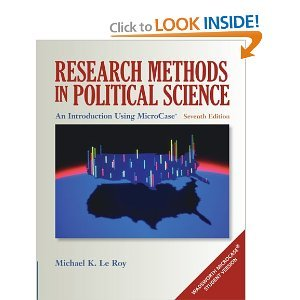 Download Research Methods in Political Science byCorbett ebook