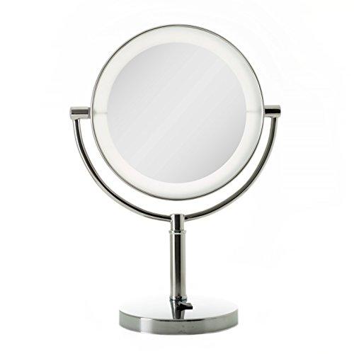 Zadro Dual Led Lighted Vanity Mirror - 8