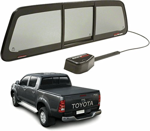 "2013+ Toyota Hilux ""Perfect Fit"" POWR-Slider - Solar Glass"
