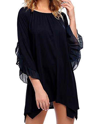 Cotton Chiffon Women T-shirt - 6