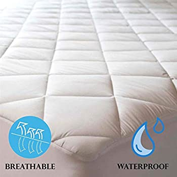 Amazon Com Gilbin Quilted Cot Size Mattress Pad 30 Quot X