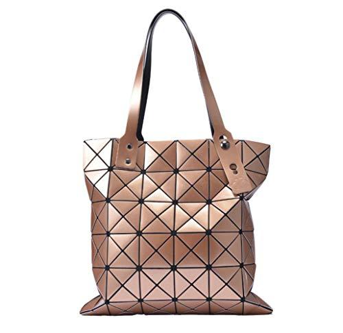 8 moda colore Nuova borsa geometrica personalizzato da alla tracolla borsa selvaggio donna femminile a coordinato laser portatile xFBqa