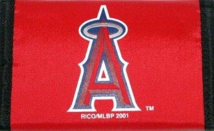 Los Angeles Angels of Anaheim Nylon Wallet