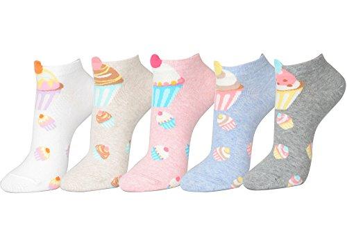 Womens Show Fasion Casual Socks