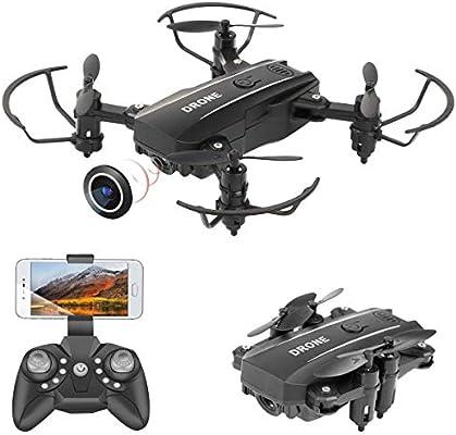 Potensic Drone GPS Plegable FPV En Tiempo Real Gran Capacidad De ...