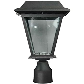 xepa spx113 led lantern with motion detection function and 3inch post