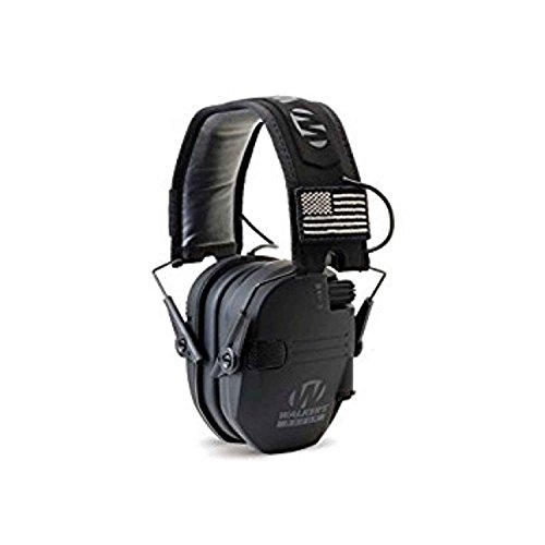 4. Walker's Razor Patriot Series Electronic Ear Muffs